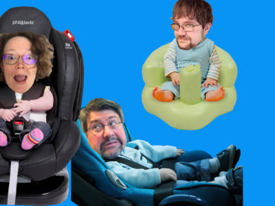 Episode 19: Baby Seat